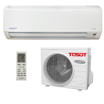 Кондиционер Tosot NORTH Inverter PRO GK-24NPR