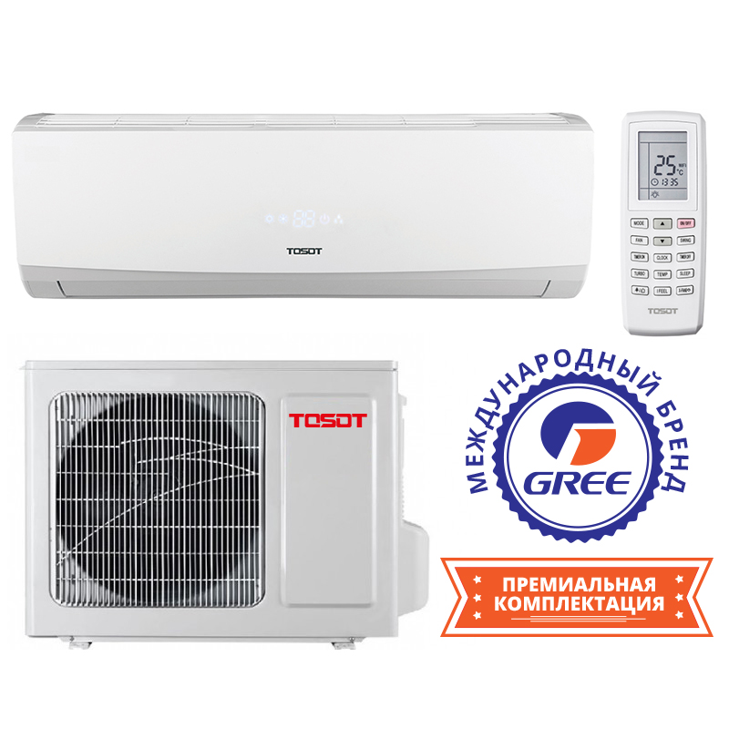 Кондиционер Tosot SMART Inverter WIFI GS-18DW