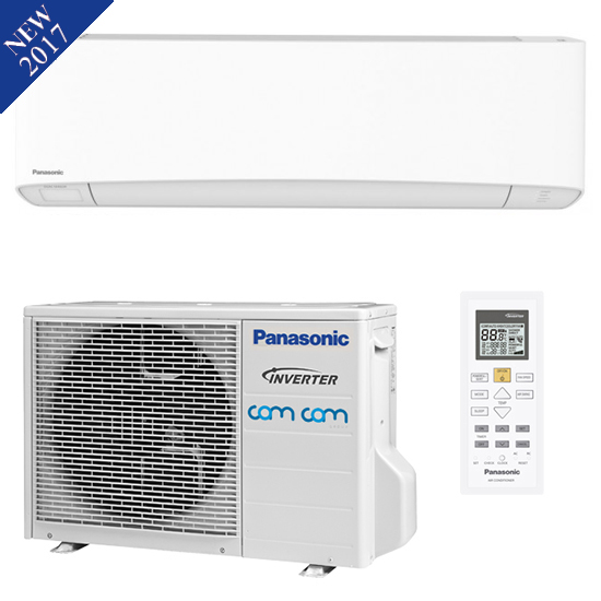 Кондиционер Panasonic Entherea Inverter White  CS/CU-Z20TKEW