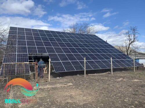 """Строительство солнечных электростанций в Хмельницком от """"Велес-Энерго"""""""